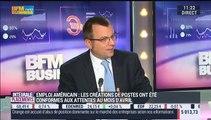 """Olivier Delamarche VS Pierre Sabatier (2/2): Économie:"""" Aujourd'hui on vient d'avoir la preuve que les américains sont en récession"""" - 11/05"""