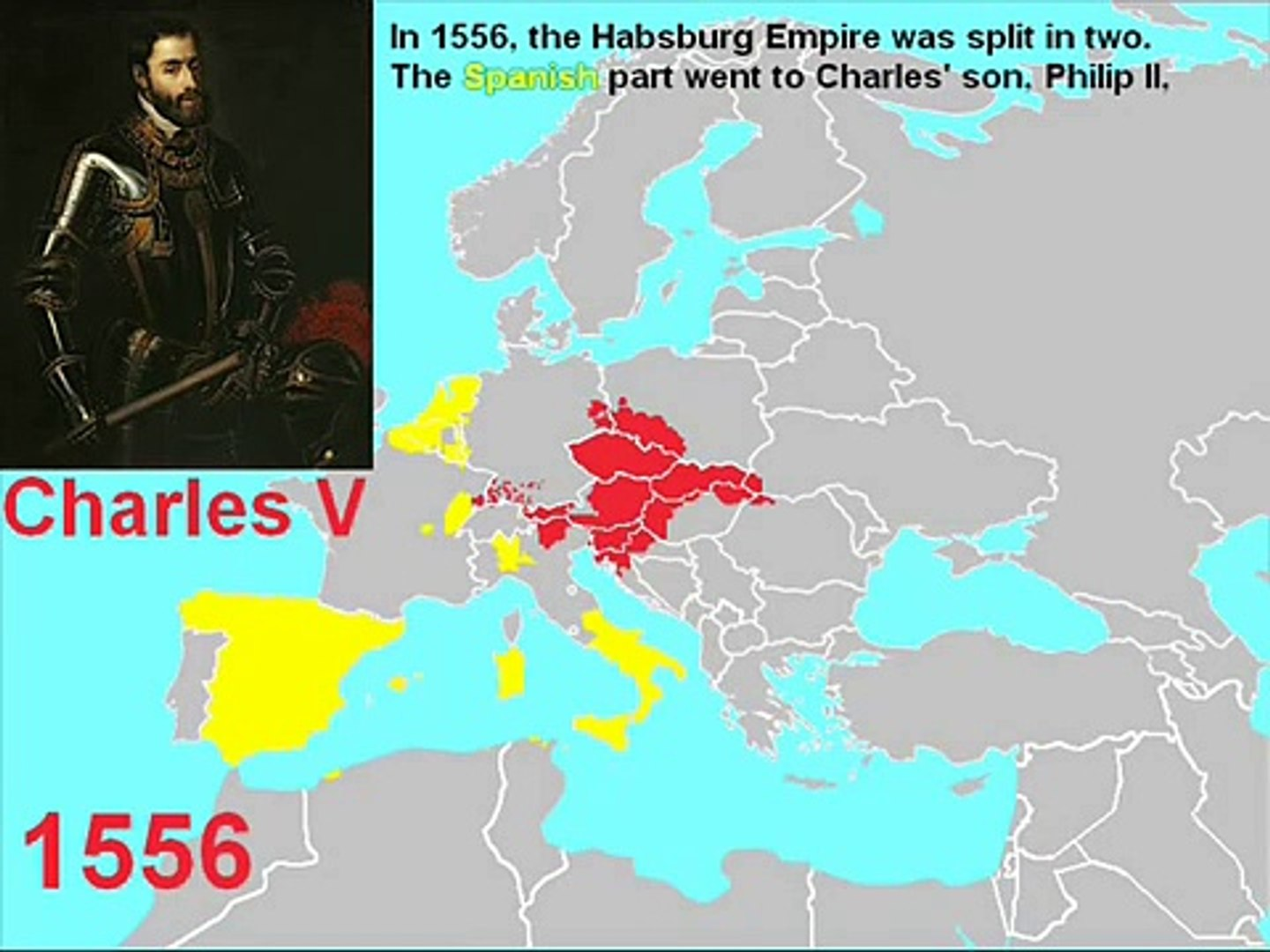 The Rise And Fall Of Austria Or The Habsburg Empire Osterreich Video Dailymotion