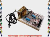 Power Supply DIY Kit For Antique Radios Amplifiers Etc