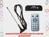 NooElec Brand RTL-SDR FM DAB DVB-T USB Stick Set with RTL2832U