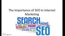 The Importance of SEO in Internet Marketing - SEO Agency in Perth