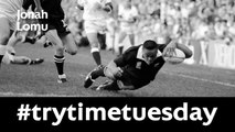 Birthday Try Time Tuesday: Lomu stars at RWC 1999