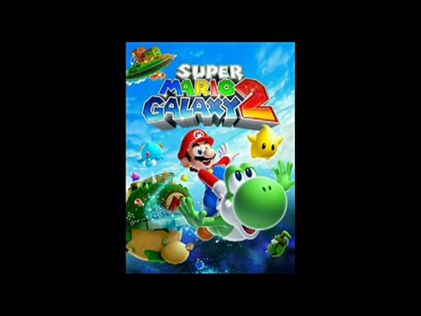 Super Mario Galaxy 2 Music - Puzzle Plank
