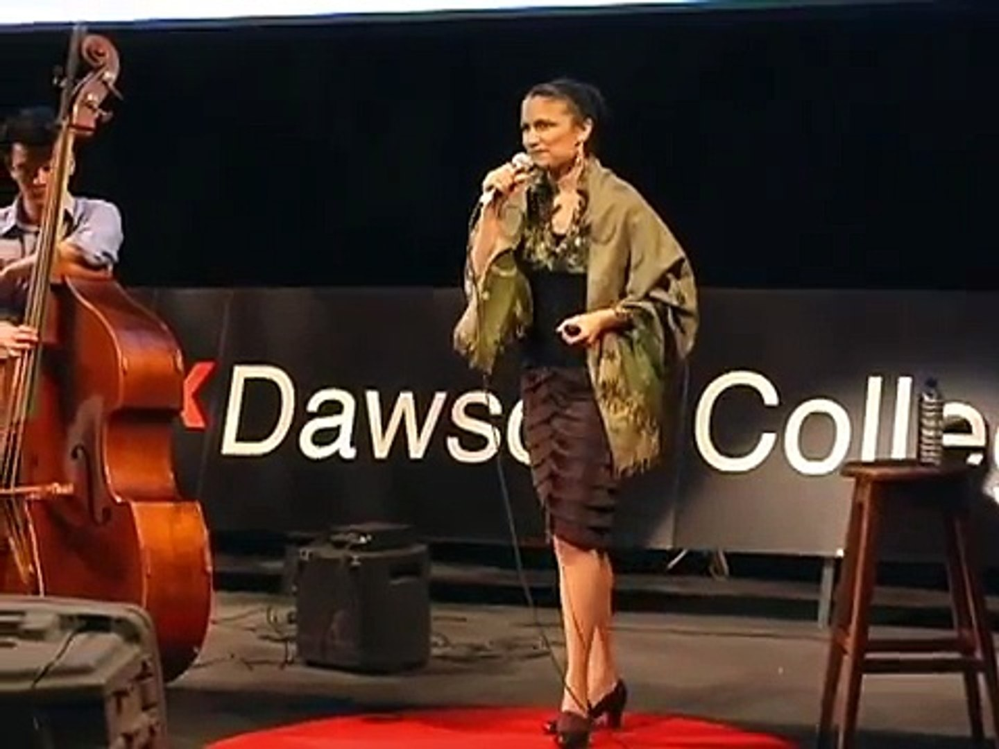 Songs from Outer Space: Diane Nalini at TEDxDawsonCollege