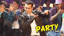 Salman Khan Resumes Bajrangi Bhaijaan's Shoot | Crew Parties On His Return
