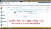 Jak utworzyć stronę internetową za darmo na cba.pl | Haw to create a website for free on cba.pl