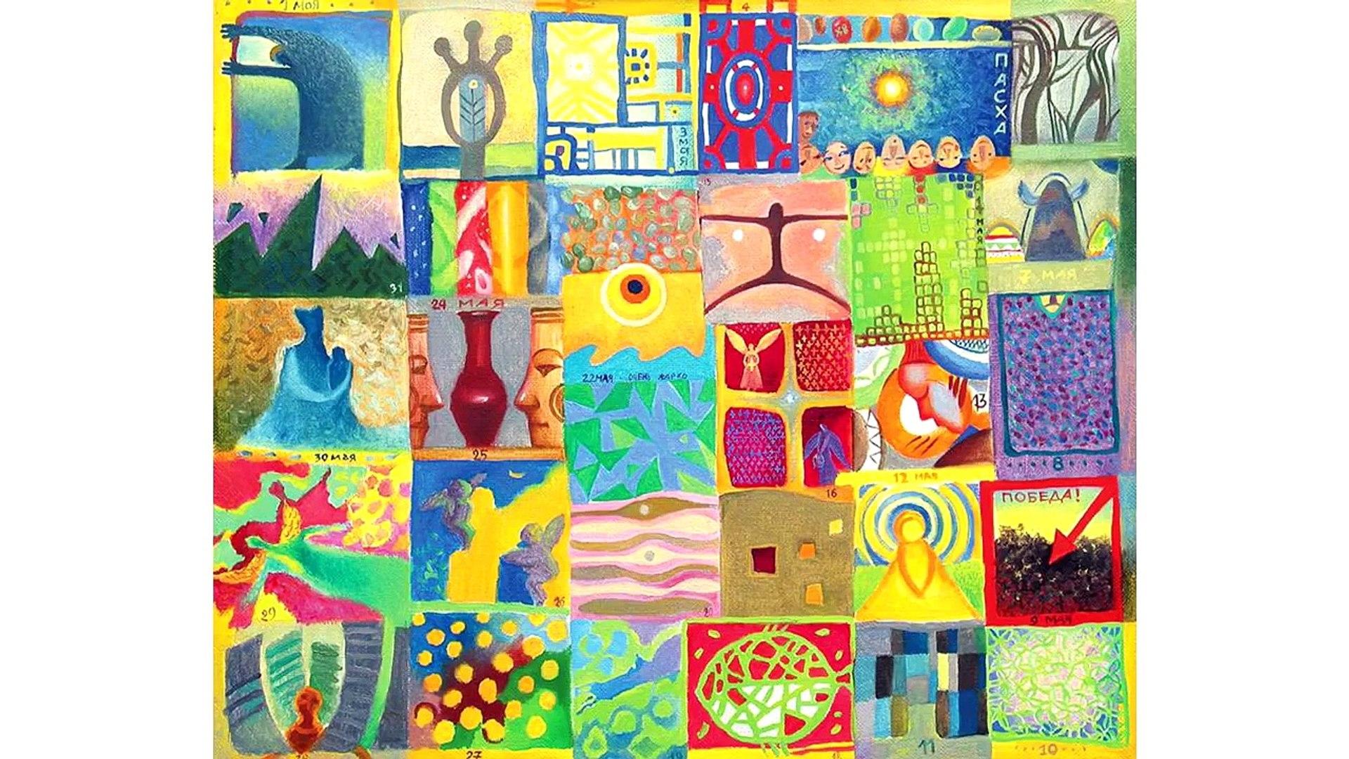 365 artists, 365 angels: Julia Ivanova at TEDxKaraulnayaGora