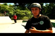 BMX Etiquette & Advanced Tricks : Skatepark Etiquette for BMX Riders