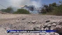 Yémen: poursuite des combats à Aden à quelques heures de la trêve