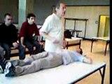 2.Retournement dos ventre par ROULE AIDE
