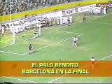 Barcelona vence a River Plate por Penales 1990