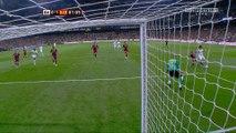 اول هدف لـ كريستيانو رونالدو الاول في برشلونة مع ريال مدريد - ريال مدريد 1-1 برشلونة - الليغا FULL HD