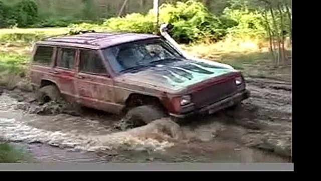 Will and Mikes Xtreme offroading