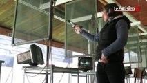 Tir au pistolet : Céline Goberville, les Jeux olympiques dans le viseur