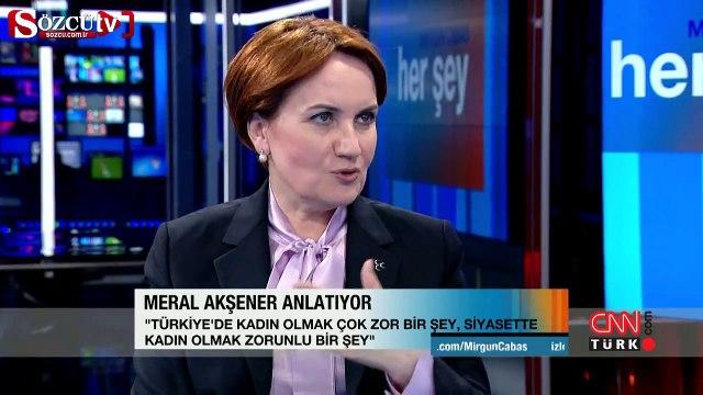 Meral Akşener'den sert açıklamalar!