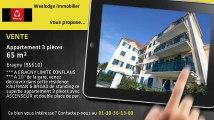 Vente - appartement - Eragny - 65m²