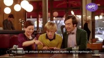 Carat France, Brand Station pour Milka (Mondelez International) - «Milka biscuits saga» - janvier 2015
