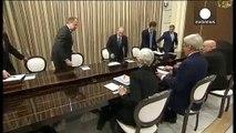 Ρωσία: Συνάντηση Κέρι με Πούτιν και Λαβρόφ