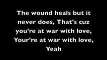 Guy Sebastian Ft. Lupe Fiasco- Battle Scars (lyrics) ♥
