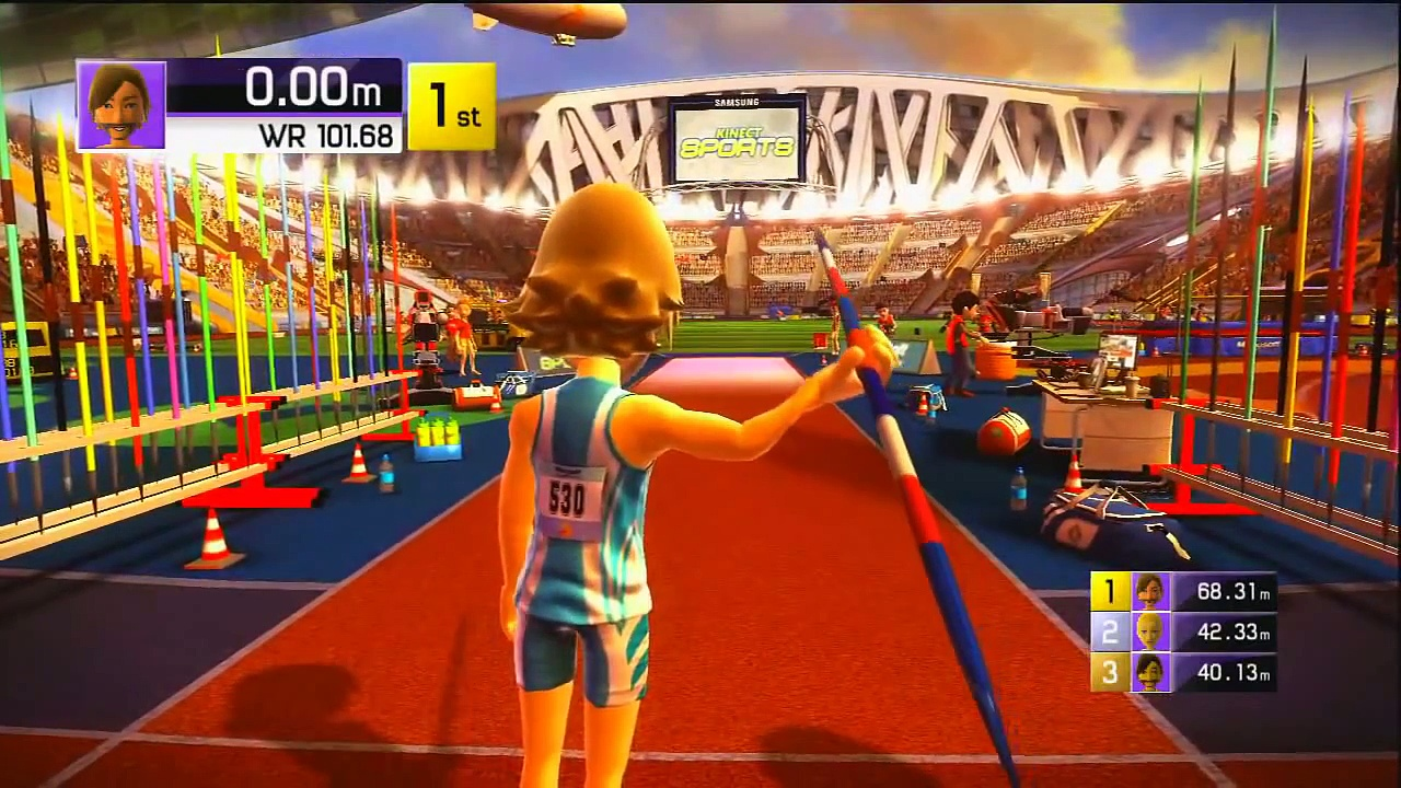 Kinect Sports: Track and Field