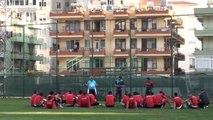 Albimo Alanyaspor, Orduspor Maçı Hazırlıklarına Başladı