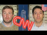CNN reporters arrested for breaking into Freedom Tower (1 WTC) VIDEO
