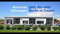 Volkswagen Beetle vs Mini Minneapolis, MN | Burnsville Volkswagen MN's Best VW Experience!