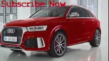 2015 Audi RS Q3 on the road Concept Cars 2015