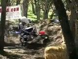 backflip en pocket bike !!!