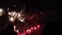 Spectacle et feu d'artifice Saint-Nicolas Place Stanislas Nancy