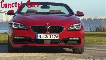 2015 BMW 6 Series Convertible (650i) Concept Car