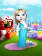 My Talking Angela Make a video of your self and vote for wh