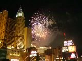New Year's Eve 2005 in Las Vegas