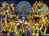 Saint seiya/Les Chevaliers du Zodiaques: les 12 chevaliers d'or