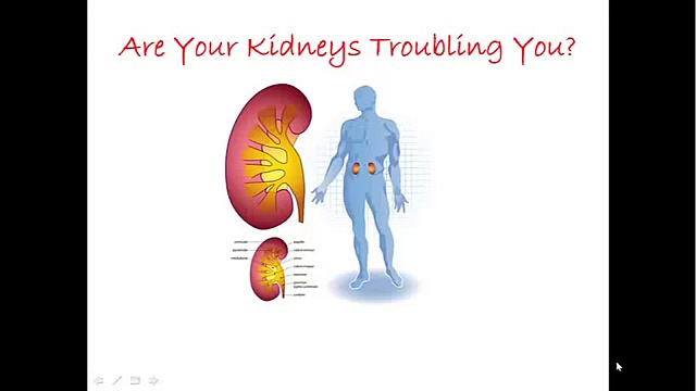 Kidney Problems Symptoms