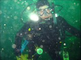 """Scubadiving at """"Serines"""" outside Arendal Norway"""