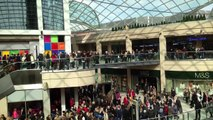 Trinity Leeds Shopping Centre - Opening Day - 21st March 2013