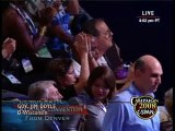 Wisconsin Governor Jim Doyle's speech @ the 2008 Democratic National Convention