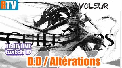 """GW2 PVP - Voleur D.D Alrération """" ma dose de voleur pour le mois"""""""