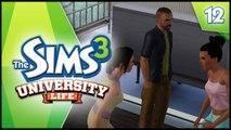SHE SLAPPED MY MAN! - Sims 3 University Life - EP 12