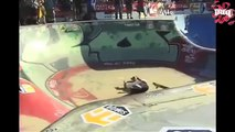 Painful Skateboarding Fail Compilation 2012 *paq*