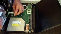 Asus Zenbook UX21E AC DC Power Jack Repair - video dailymotion