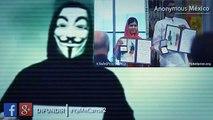 Anonymous - responde a Joven Heroe que irrumpe en ceremonia de premio Nobel de la Paz