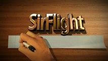 FSX Flight Simulator X HD - Extreme Graphics Night Landing [HD 1080p]
