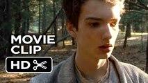 Slow West Movie CLIP - Silas Gets Jay Ready (2015) - Kodi Smit-McPhee, Michael Fassbender Movie HD