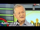 Why Peping Cojuangco doesn't trust PNoy's advisers?