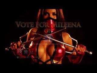 Mortal Kombat 9 - Mileena Cosplay (Danni Levy) HD