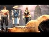 Mortal Kombat 9 - Ending - Mortal Kombat X?