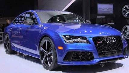 Audi RS7 Facelift Walkaround Video