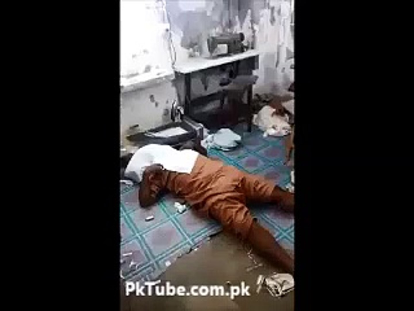 Funny Prank with Sleeping Boy